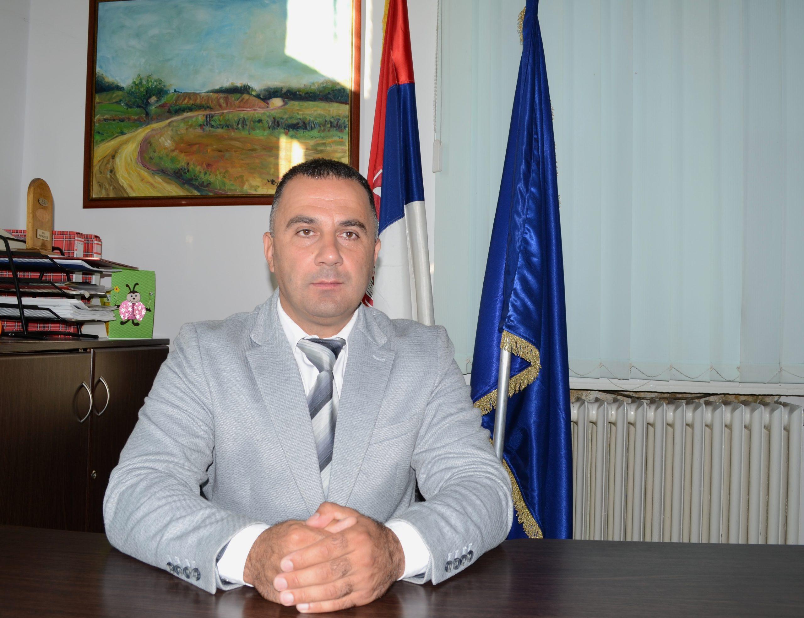 Градоначелник